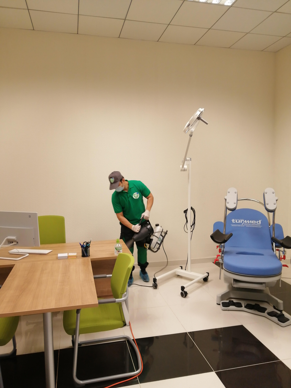 Məlhəm Beynəlxalq Hospital - Sağlamlıq təmizlikdən başlayır - EcoMedi MMC dezinfeksiya, dezinseksiya, deratizasiya, fumiqasiya işlərinin həyata keçirilməsi üzrə qabaqcıl şirkətdir.