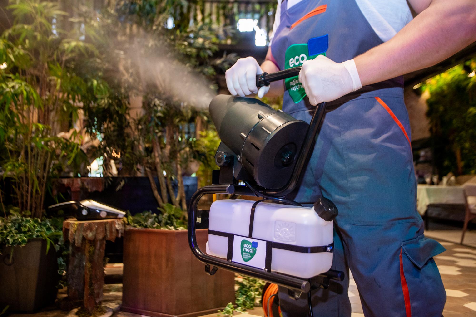 BeeArif by MyDom - Sağlamlıq təmizlikdən başlayır - EcoMedi MMC dezinfeksiya, dezinseksiya, deratizasiya, fumiqasiya işlərinin həyata keçirilməsi üzrə qabaqcıl şirkətdir.